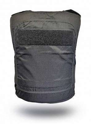 Global Security Body Armour (Rear View)
